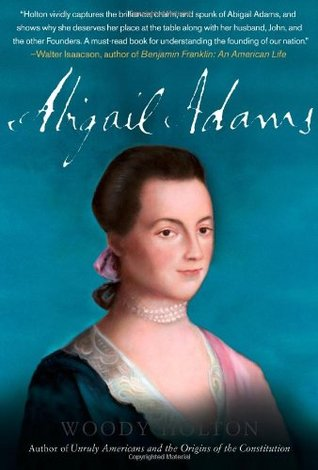 book report on abigail adams The book report network skip to main content sign up for our newsletters first family: abigail and john adams by joseph j ellis publication date: september 6.