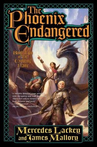 The Phoenix Endangered by Mercedes Lackey