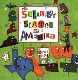 The Scrambled States of America (Books for Young Readers)