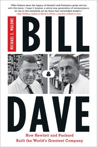 Bill & Dave by Michael S. Malone