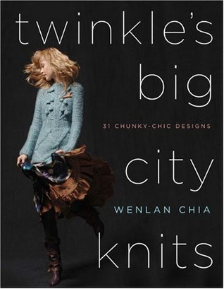 Twinkle's Big City Knits by Wenlan Chia