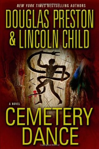 Cemetery Dance by Douglas Preston