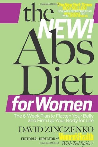The New Abs Diet for Women by David Zinczenko