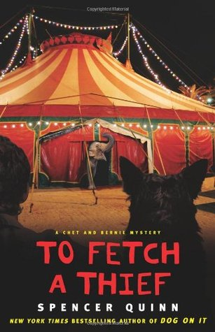 To Fetch a Thief by Spencer Quinn