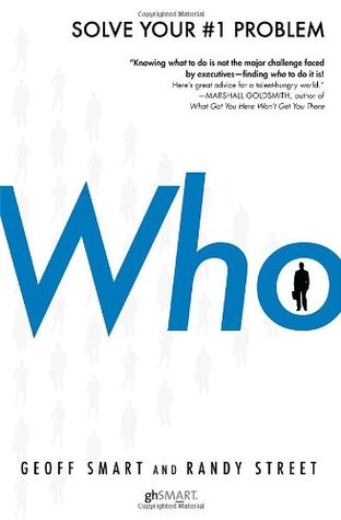 Who by Geoff Smart