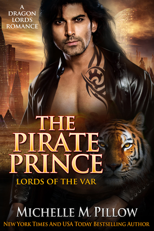 The Pirate Prince (Lords of the Var #5)