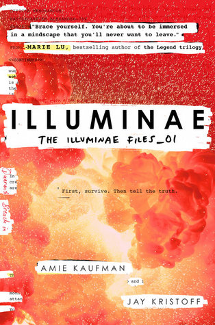 Image result for illuminae goodreads