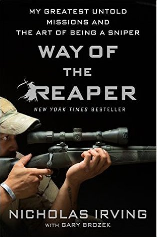 My Greatest Untold Missions and the Art of Being a Sniper  -  Nicholas Irving