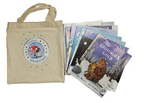 Winter Wonderland 10 Books Pack (The Gruffalo's Child,Bella Gets Her Skates On,Say Hell,Henry's Holiday,Say hello to the Snowy Animals!,The Polar Bear and the Snow Cloud, Big Bear Little Brother,Foxes in the Snow,Betty and the Yeti, Sam's Snowflake)
