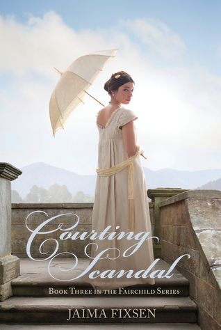 Courting Scandal (Fairchild #3)