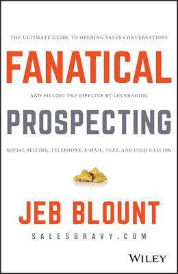 Famous Sales Books - Fanatical Prospecting