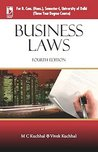 Business Laws (For B. Com. (Hons), Sem-I, University of Delhi)