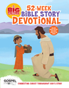 The Big Picture Interactive 52-Week Bible Story Devotional by B&H Editorial Staff