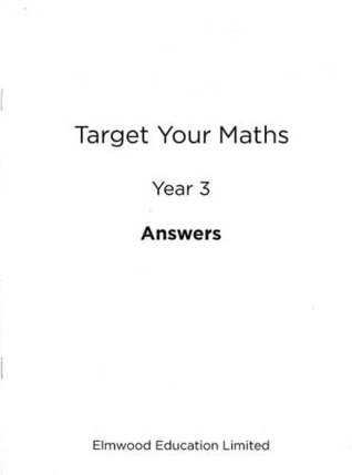 Target Your Maths Year 3 Answer Book: Year 3