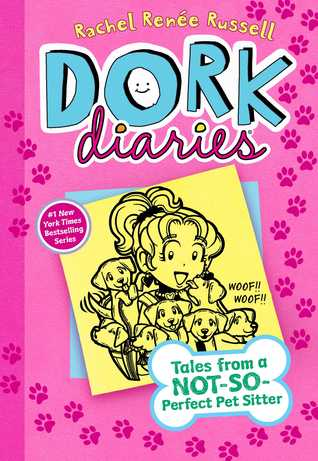 Dork Diaries Book 10: Tales from a Not-So-Perfect Pet Sitter (Dork Diaries, #10)