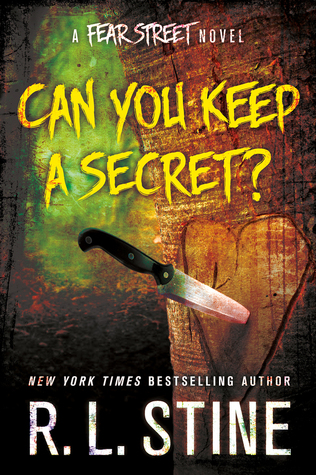 Read online] can you keep a secret? | book by r. L. Stine | review.