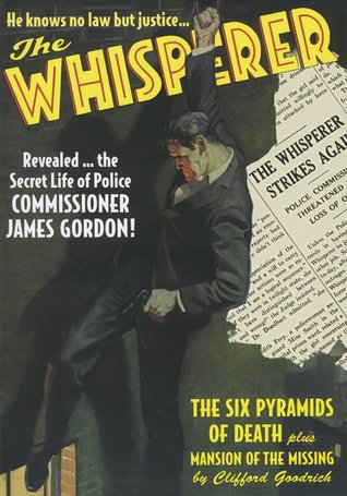 Whisperer Vol. 2: The Six Pyramids of Death / Mansion of the Missing