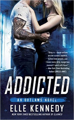 Addicted (Outlaws #2)