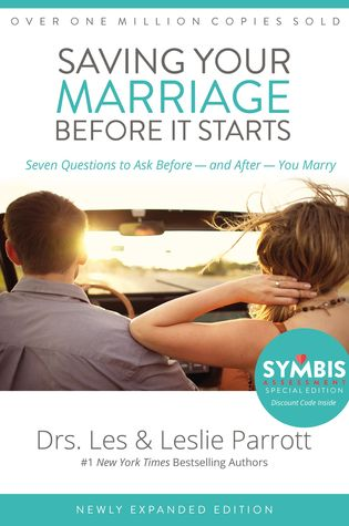 Book on questions to ask before marriage