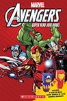Marvel Avengers Super Hero Joke Book!