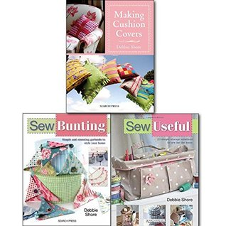 Debbie Shore Sewing Books Collection Set,
