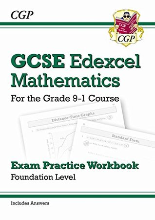 New GCSE Maths Edexcel Exam Practice Workbook: Foundation - for the Grade 9-1 Course