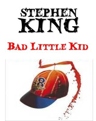 English research paper on stephen king