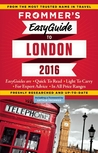 Frommer's EasyGuide to London 2016