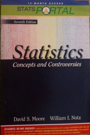 Statsportal for Statistics Concepts and Controversies, Seventh Edition