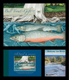 Explore the River Educational Project (2-book, 1-DVD Set): Bull Trout, Tribal People, and the Jocko River