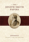 May 1843-June 1844 (The Joseph Smith Papers: Journals, vol. 3)