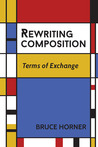 Rewriting Composition: Terms of Exchange