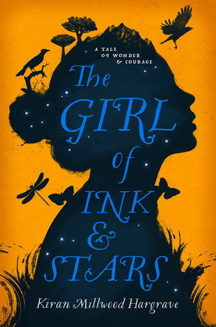 Image result for girl of ink and stars