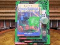Goosebumps Monster Blood Pack (Goosebumps, #2, #3, #5)