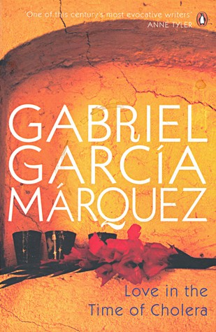 Love in the Time of Cholera by Gabriel García Márquez ...