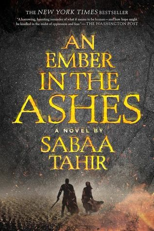 Book review- An Ember in the ashes