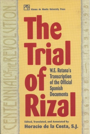 trial of rizal Rizal had a romantic association with ireland, as his sweetheart  after a farcical  trial, rizal was found guilty of forming secret societies and.
