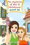 The Mysteries of Bell & Whitehouse: Books 1-3 (Humorous Cozy Mystery)