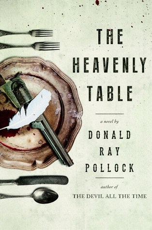 Image result for the heavenly table donald ray pollock