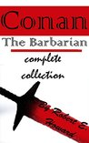 Conan: The Barbarian complete collection