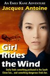 Girl Rides the Wind by Jacques  Antoine