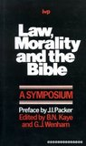 Law, Morality and the Bible