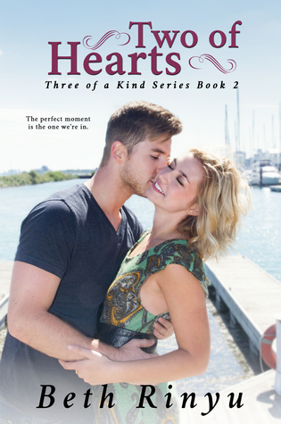 Two of Hearts (Three of a Kind, #2)