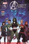 A-Force #1 (A-Force: 2016, #1)