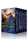 Draconians Complete Series (Draconians, #1 To #5)