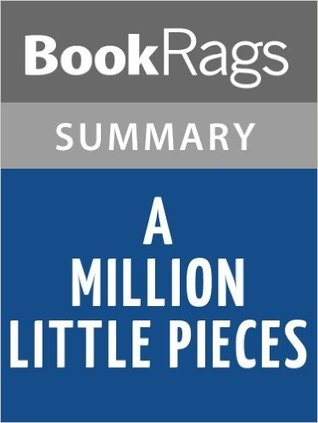 Write a paper on the trigger warnings in the book A Million Little Pieces by James Frey