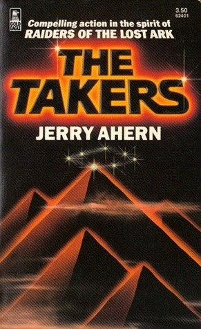 The Takers (Takers, #1)