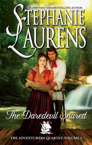The Daredevil Snared (The Adventurers Quartet, #3)