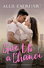 Give Us a Chance (Wheeler Brothers, #2)