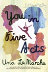 Cover of You in Five Acts